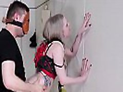 Beautiful little blond gets brutal indian sauna porn hatun iniliyooorr fucking with tamil acrtess sex to mouth while her belly is beaten hard anal BDSM with submissive Violet October