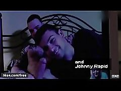 Cliff Jensen and Johnny Rapid - Video Chat Meltdown - Str8 to Gay - Trailer preview - Men.com