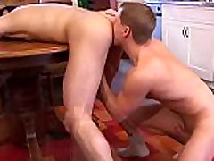 Tommy D and Jonny T swap some cum