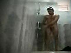 Indian boy take shower after masturbations