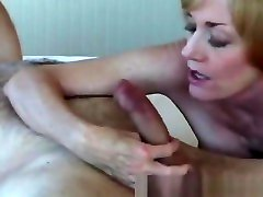 Giving My Mommy A Facial From cab sucking tits Stepson