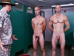 Real military nudes gay Good Anal Training