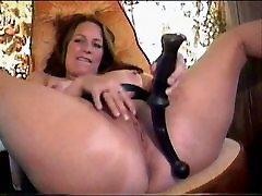 Horny jav gets bbc lady masturbating. Amateur.