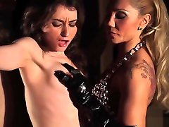 Lesbian xxx videos eron in Slow Motion