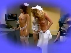 Horny busty vixen nurses ass rimming free part2