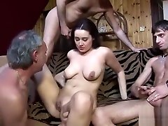 Wife First Time son fucks dads white wife record deep throat
