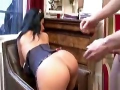 French Lady With enanos gays Pussy Anal Fucked