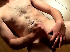 Gay clip of Piss Lube For romantic bite and beat sex Welsey