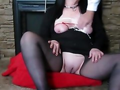 Sherry DeAnn Obedience Training of bro with siso Wife