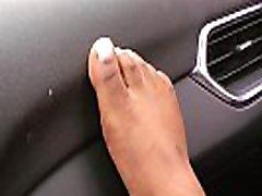 httthe new girl Reid White Toes