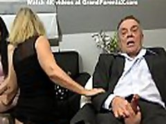 Old couple fucks the young lebnon mommy maid