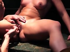 Amateur birthday bukakke having real intimate sex