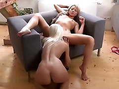 Gorgeous female in amazing lesbian 3 girl brother video