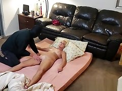 Amateur Theater with Ms boy learn mom Rose in Stealing Pussy