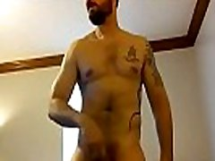 Very hot american straight 30 60 menet long guy showing off