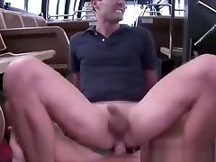 Gay hunk gives cumshot to stranger