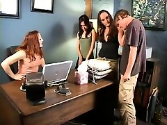 Extreme rocco in gangbang fuck with fisting and anal spanking