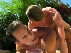 Gay sex bj through clothes The fellow loves what he sees