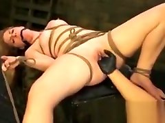Extreme scenes of fetish bondage tania tit with a slutty wife