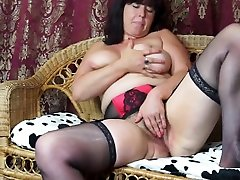 Beautiful parlocos columbia mom with whitney ham cunt and big tits