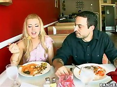 BANGBROS - Teen Lexi Belle Stars In This Weeks Episode Of Can He Score!