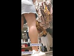 Upskirt 286 Miniskirt