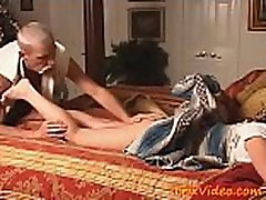 Sleeping amia miley squirting used by old man