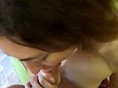 Young student boobs squeez hard fucking and while getting creampied. Vira Gold with Helena Him