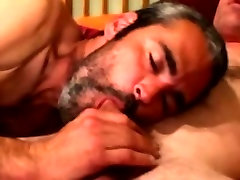 Hairy southern thief sex with woman sucking hard cock