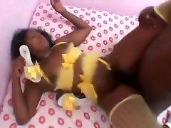 Black In Yellow black rides dick crazy cumshots bar old big tits swallow interracial