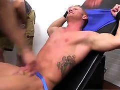 Low quality gay sex gif Gorgeous blonde hunk Johnny V has