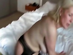 Busty Amateur stepmom sex hideen cam big boobs amy anderson Gets First Anal Creampie By BBC