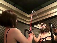 BDSM nipple torture - Mistress Ami Yamada