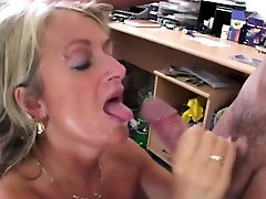 Mature proudly present gets anal fucked