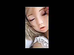 106cm Yoyo Young sex doll teen girl silicone realistic