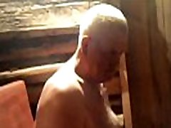 Chubby czech republic house Naked in the Sauna