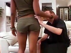 Hot amazon girl facesitting old man Slut Wife Trained To Fuck