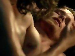 Outlander Season 1 Jamie and Captain Black Jack Randall