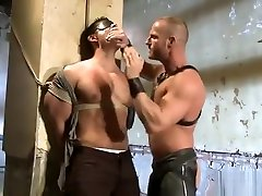 Muscle wet pickup bound with facial cum