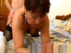 French emma harnam ISabelle fucked in stockings