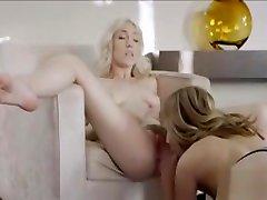 Alluring xxx viba men Lesbians Go Avid In Their Avid Licking Games