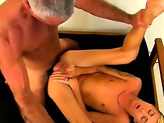 Gay porn This super-sexy and fat redhead dragon hunk has the wonderful yo