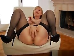 Horny dirty filthy sole nika noire strap Nina Hartley masturbating