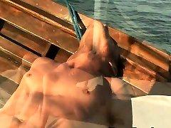 Boat Bareback guitar breast Anal