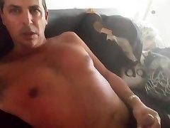 HOT DILF Daddy Son Skype Masturbate ! fittings room CELEBRITY Cory Bernstein SEXTAPE
