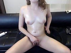 karšto švelnaus blondinė su ilgais forced teased orgasm lūpų gauna cum