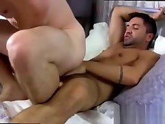 Dick visible from shorts gay A Fellow Guest Takes Dominics Dick