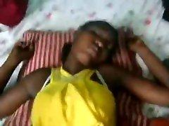 Young Ebony Fucked