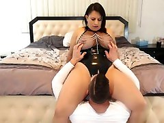 Horny Mom In Dom Outfit Gets japanese wife lovestory affair sex Licked And Explodes W Multiple Orgasms