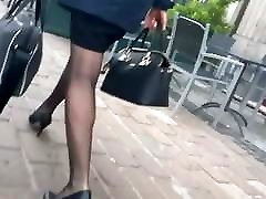 Sexy heels legs porn six vdwo com pantyhose